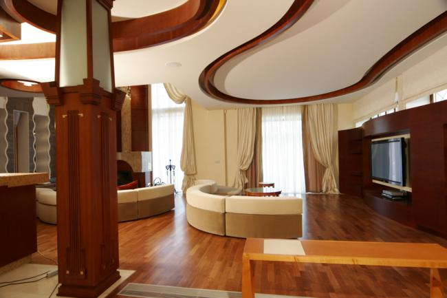 Мебель для гостиной комнаты из дерева